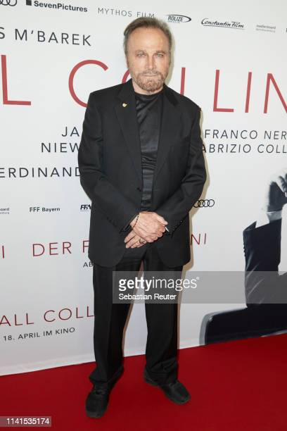 Franco Nero attends the Der Fall Collini premiere at Zoo Palast on April 09 2019 in Berlin Germany