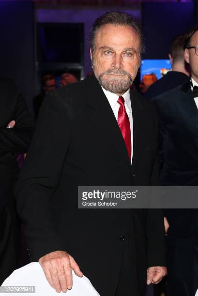 Franco Nero during the Cinema For Peace Gala at Westhafen Event Convention Center on February 23 2019 in Berlin Germany