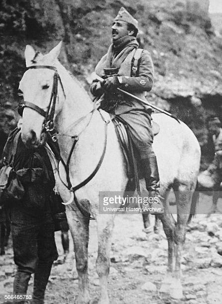 Franco on horseback 1932. Francisco Franco 1892-1975. Spanish general and the dictator of Spain from 1939 until his death in 1975.