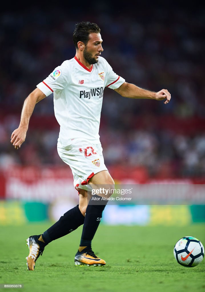 Sevilla v Las Palmas - La Liga : News Photo