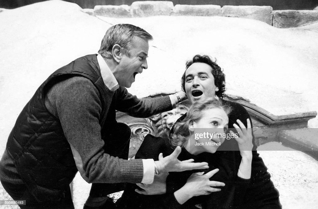 Franco Zeffirelli Directs : Fotografía de noticias
