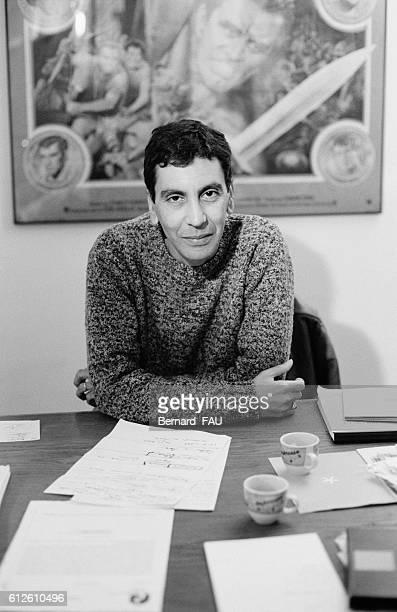 FrancoAlgerian Director Rachid Bouchared