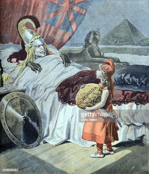 FrancoBritish Fashoda Incident or Crisis 1898 Sudan