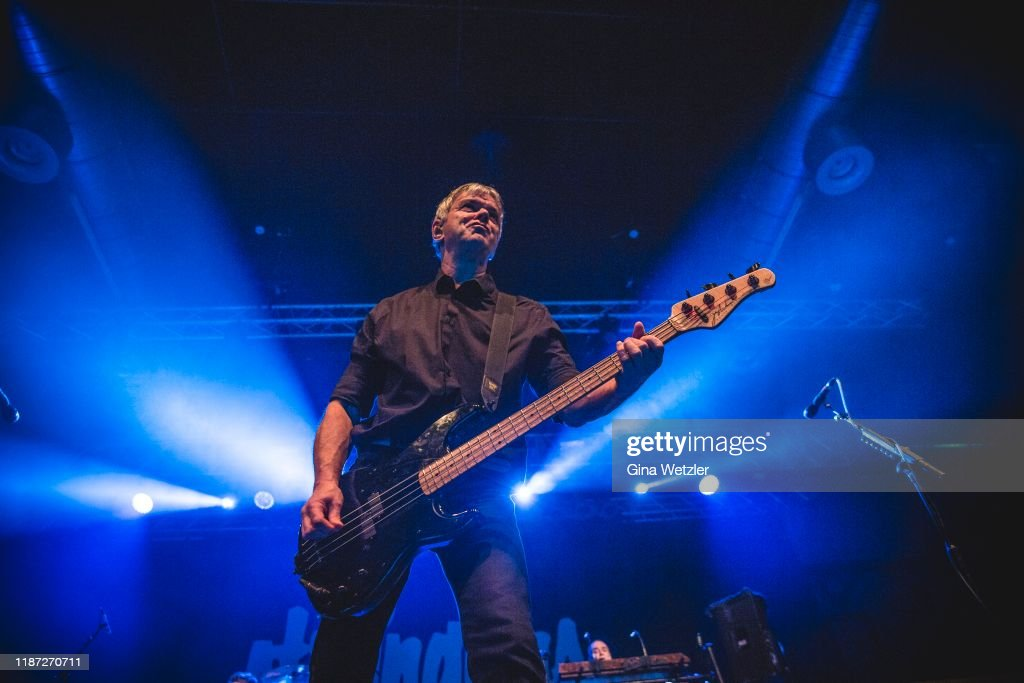 The Stranglers Perform In Berlin : News Photo