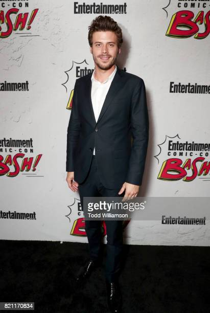 Francois Arnaud at Entertainment Weekly's annual ComicCon party in celebration of ComicCon 2017 at Float at Hard Rock Hotel San Diego on July 22 2017...