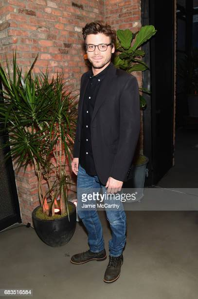 Francois Arnaud attends the Entertainment Weekly and PEOPLE Upfronts party presented by Netflix and Terra Chips at Second Floor on May 15 2017 in New...