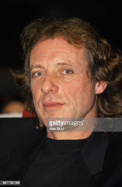 Francois Bernheim a la remise des prix de la SACEM le 7 decembre 1993 a Paris France