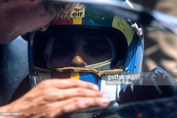 Francois Cevert Grand Prix of Germany Nurburgring Nurburg Germany August 1 1971
