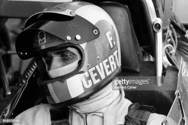 Francois Cevert Jackie Stewart TyrrellFord 002 Grand Prix of Germany Nurburgring Nurburg Germany August 1 1971