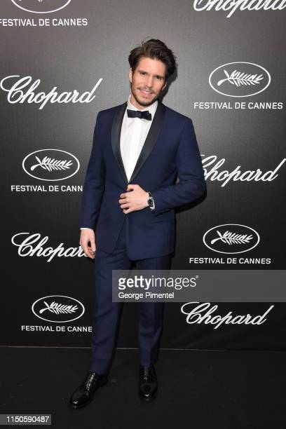 Francois Civil attends the The Chopard Trophy event during the 72nd annual Cannes Film Festival on May 20 2019 in Cannes France