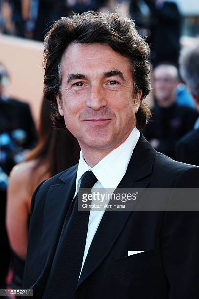 Francois Cluzet during 2004 Cannes Film Festival 'Comme Une Image' Premiere at Palis Du Festival in Cannes France France