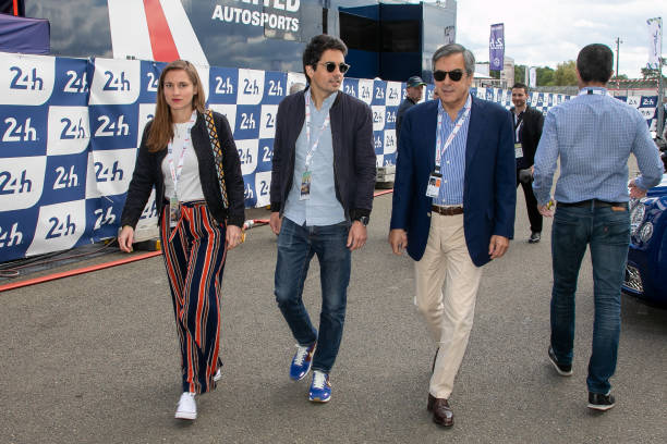 FRA: Celebrities At 24 Hours of Le Mans - Race