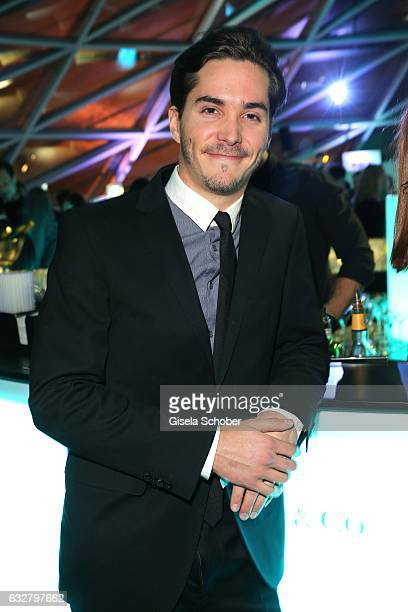 Francois Goeske during the 'A New York Minute' party hosted by Tiffany Co at BMW World on January 26 2017 in Munich Germany