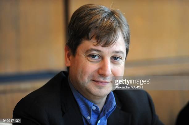 Francois Grosdidier maire de Woippy et depute de la Moselle