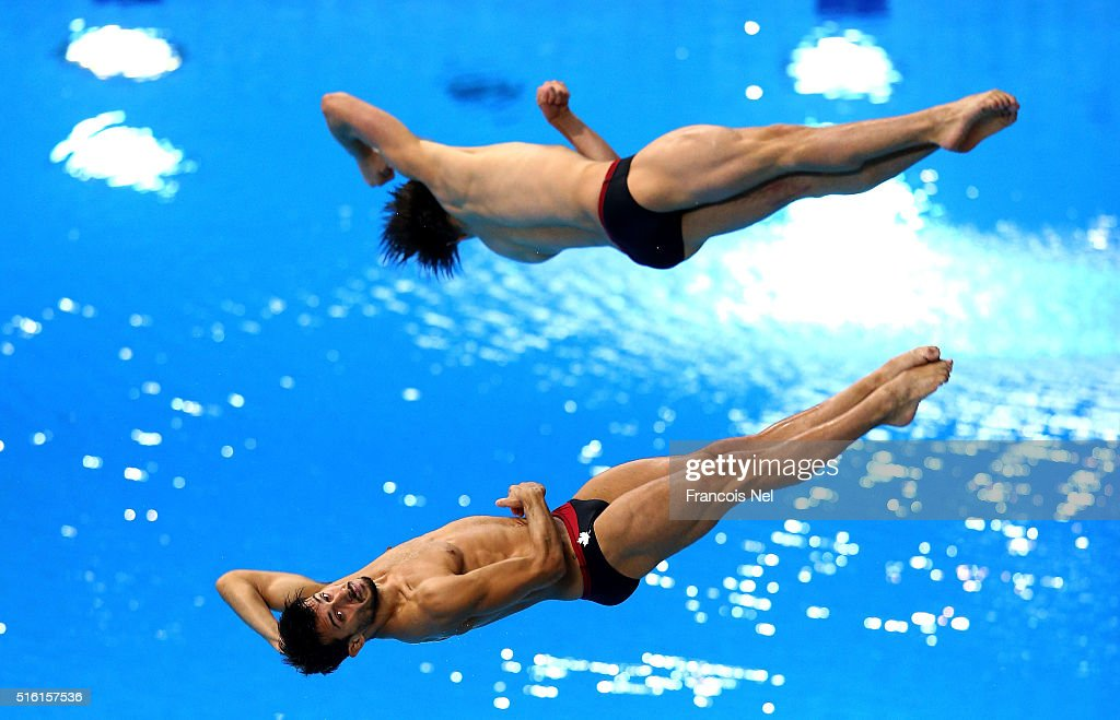 FINA/NVC Diving World Series 2016 - Dubai