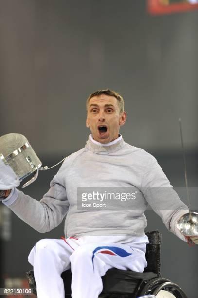 Francois LAURENT Escrime Jeux paralympiques 2008 Pekin