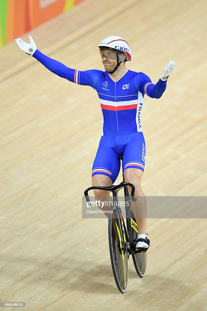 Cycling - Track - Olympics: Day 6