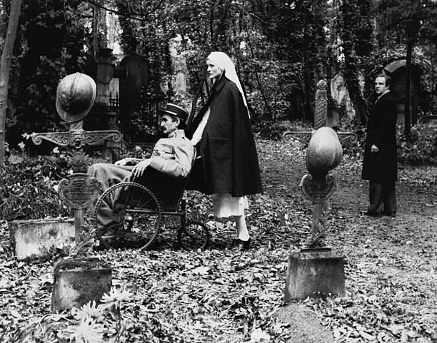 Francois Truffaut in his film La Chambre verte. Pictures | Getty ...