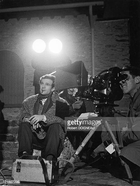 Francois Truffaut On The Shooting Of 'Shoot The Piano Player'
