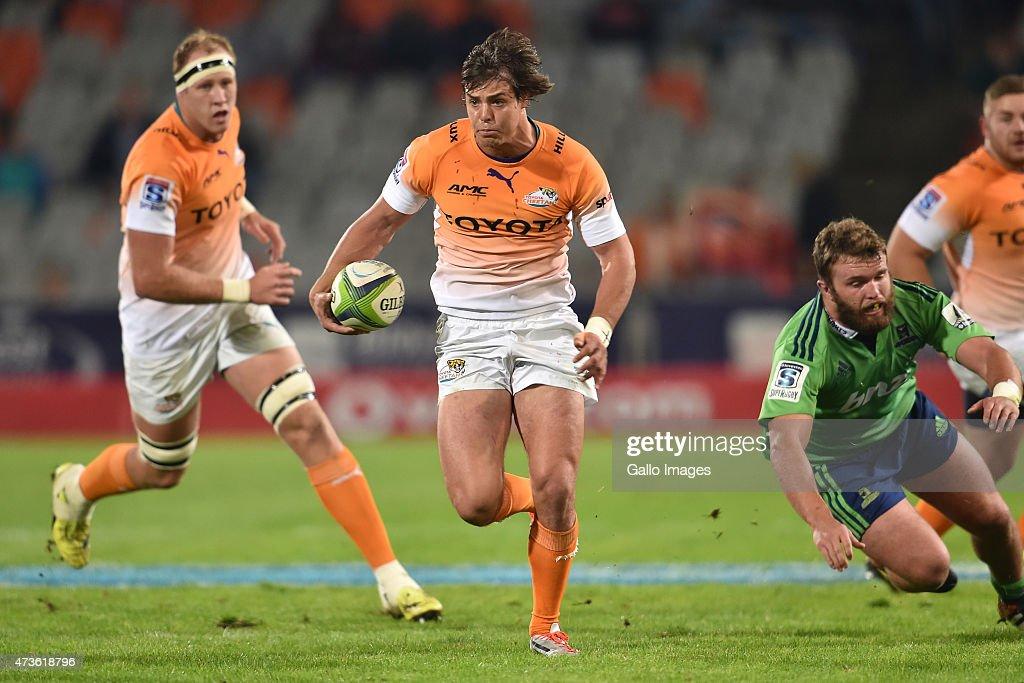 Super Rugby Rd 14 - Cheetahs v Highlanders