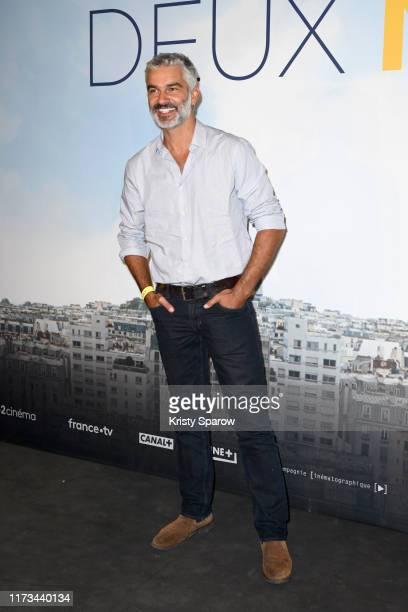 Francois Vincentelli attends The Deux Moi Premiere at MK2 Quai De Loire on September 09 2019 in Paris France
