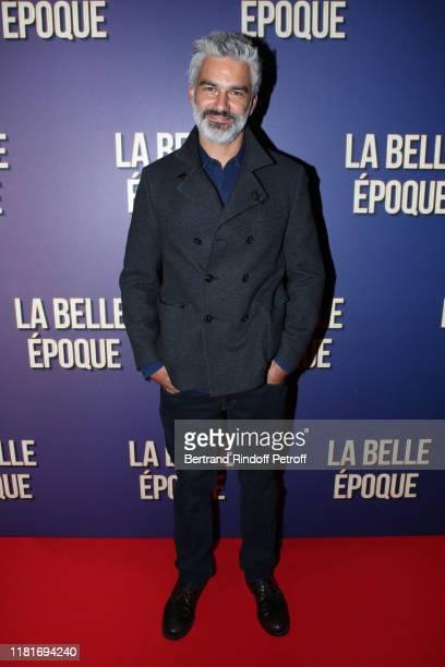 Francois Vincentelli attends the La Belle Epoque Premiere at cinema Gaumont Opera Capucines on October 17 2019 in Paris France
