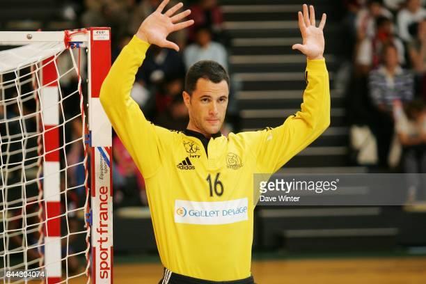 Francois Xavier CHAPON Ivry / Paris Handball 24e journee de 1er Division Photo Dave Winter / Icon Sport
