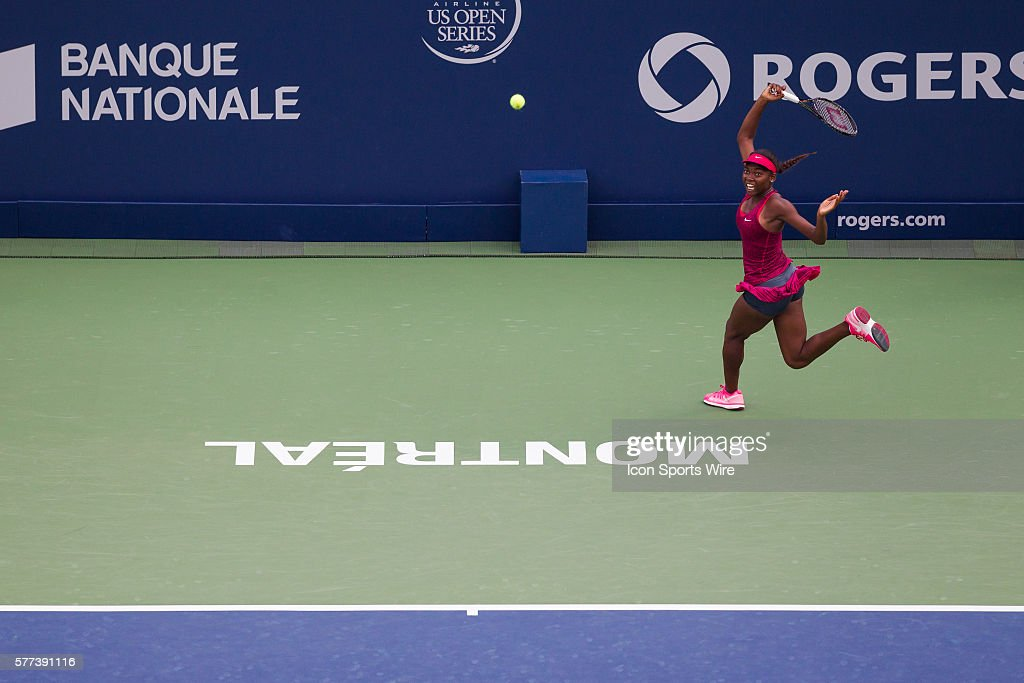 TENNIS: AUG 04 Rogers Cup - Montreal : ニュース写真