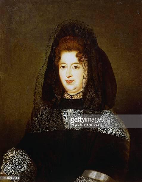 Francoise d'Aubigne Marquise de Maintenon morganatic wife of Louis XIV of France RueilMalmaison Musée National Du Château De Malmaison