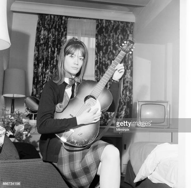 Francoise Hardy french teenager will be performing her song Love Goes Away at this years Eurovision Song Contest representing Monaco The 1963 contest...