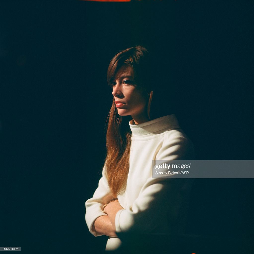 Francoise Hardy : News Photo