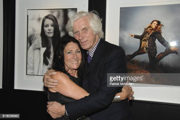 Francoise Kirkland and Douglas Kirkland attend Woolrich John Rich Bro's Photo Exhibition with Douglas Kirkland at Bloomingdales on September 16 2010...