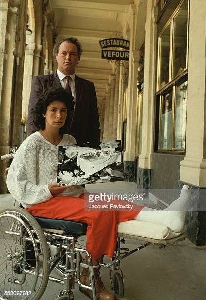 Francoise Rudetski an amputee who is also HIV positive is the founder of French organization 'SOS Attentat' created after Francoise was seriously...