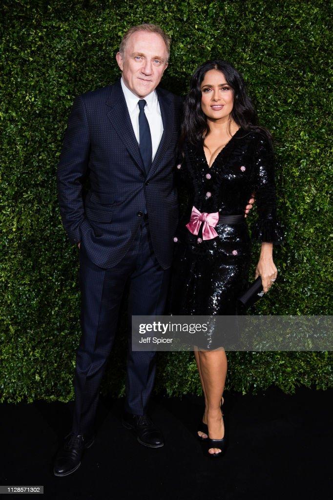 The Charles Finch & Chanel Pre-BAFTA's Dinner : News Photo