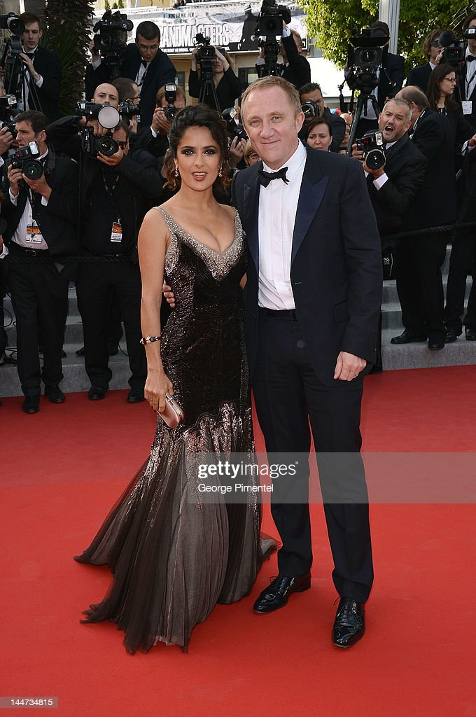 Once Upon A Time Premiere - 65th Annual Cannes Film Festival