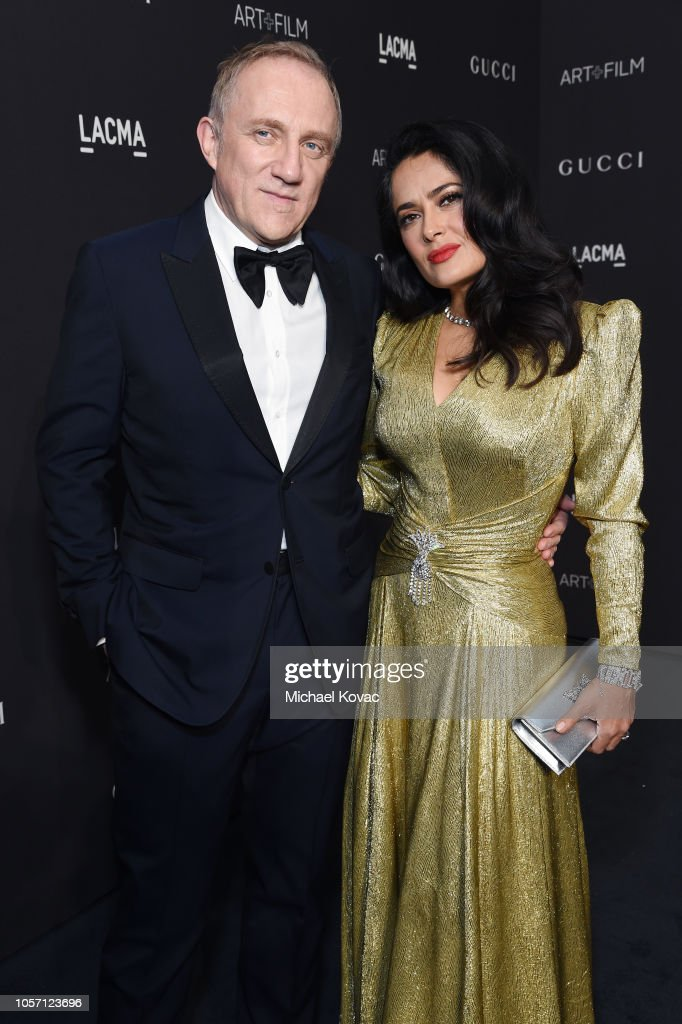 2018 LACMA Art + Film Gala Honoring Catherine Opie And Guillermo del Toro Presented By Gucci - Red Carpet : ニュース写真