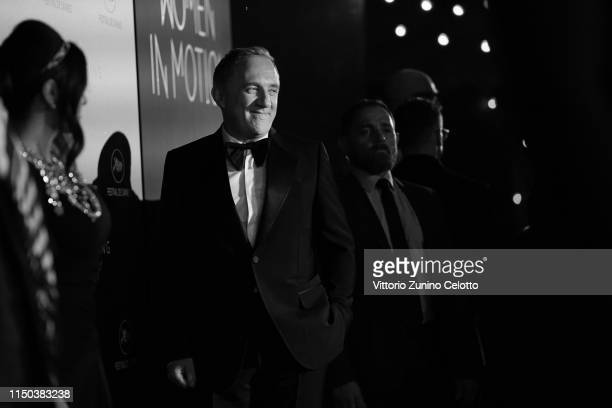 Francois-Henri Pinault attends Kering And Cannes Film Festival Official Dinner at Place de la Castre on May 19, 2019 in Cannes, France.