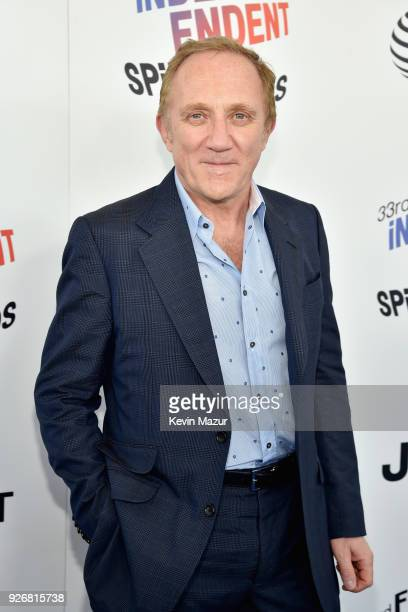 Francois-Henri Pinault attends the 2018 Film Independent Spirit Awards on March 3, 2018 in Santa Monica, California.