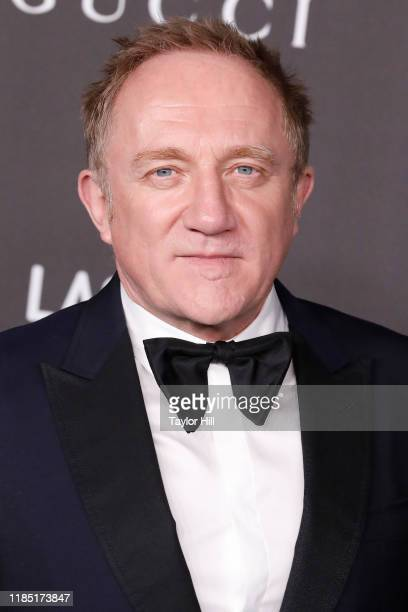 Francois-Henri Pinault attends the 2019 LACMA Art + Film Gala at LACMA on November 02, 2019 in Los Angeles, California.