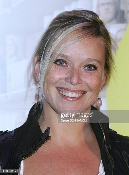 Francs' Premiere In Paris, France On September 20, 2007 - Marie Guillard