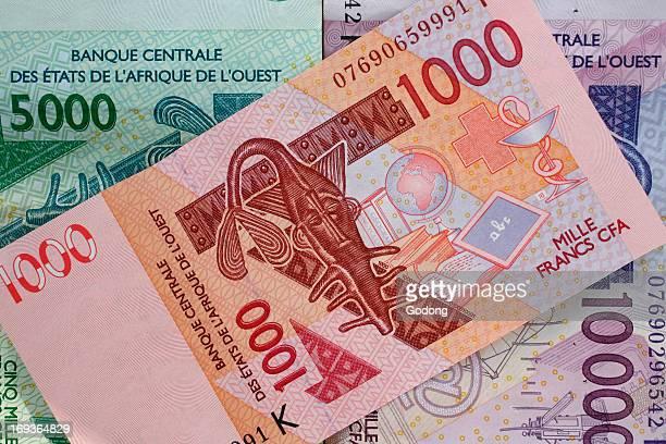 Cfa Francs Senegal