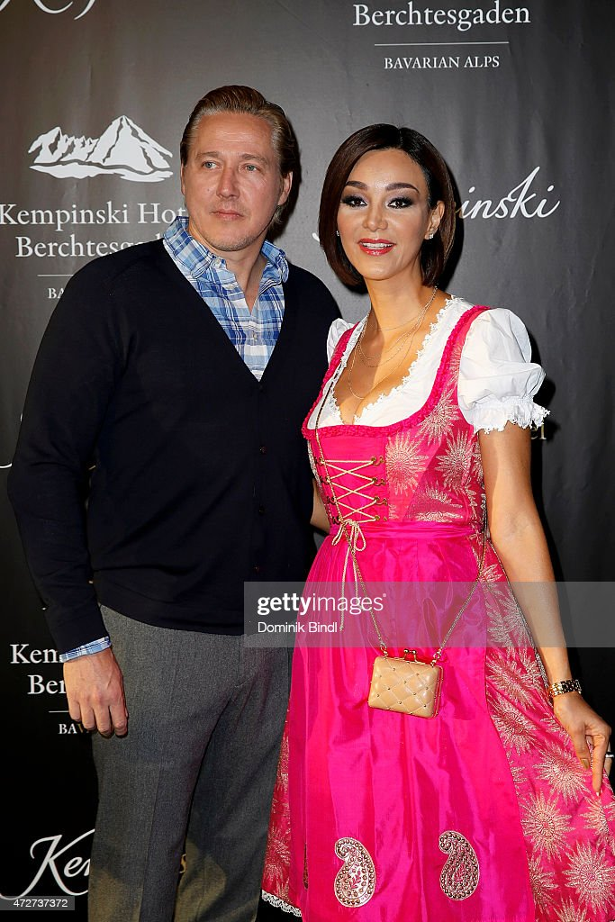 Kempinski Hotel Berchtesgaden Opening Party : News Photo