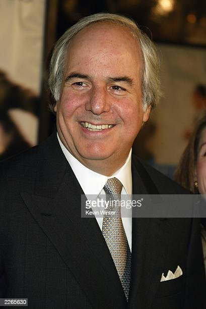 Frank Abagnale at the premiere of Catch Me If You Can at the Village Theatre in Westwood Ca Monday Dec 16 2002 Photo by Kevin Winter/ImageDirect