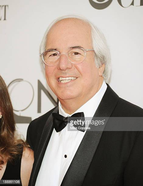 Frank Abagnale attends the 65th Annual Tony Awards at the Beacon Theatre on June 12 2011 in New York City
