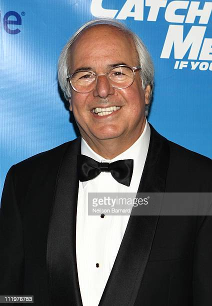 Frank Abagnale attends the Broadway opening night of Catch Me If You Can at the Neil Simon Theatre on April 10 2011 in New York City