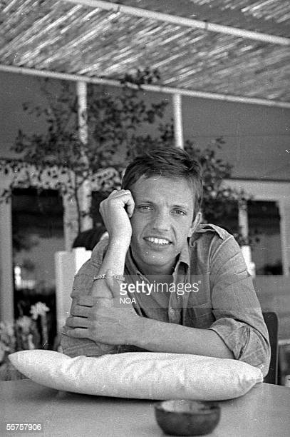 Frank Alamo French singer France 1966 HA105220