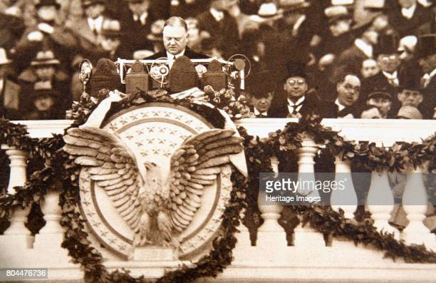 Frank Billings Kellogg US Secretary of State making a speech 1928 Frank Billings Kellogg was US Ambassador to Great Britain from 19231925 He returned...