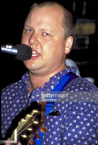 Frank Black during Frank Black in Concert at Electric Lady 1993 at Electric Lady in New York City New York United States