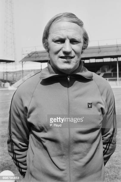 Frank Blunstone manager of Brentford FC UK 1st September 1971