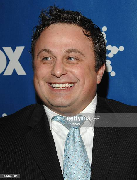 Frank Caeti during The Fox All-Star Winter 2007 TCA Press Tour Party - Red Carpet and Inside at Villa Sorriso in Pasadena, California, United States.